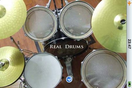 Real Drums per iPhone - Kit batteria