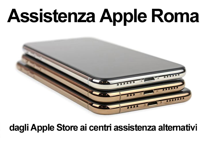 assistenza apple roma